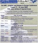 AWE 2005 program