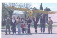 Highlight for Album: Aviation Experience 16th April 2007: Viterbo Army Training Facilities
