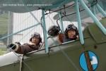 Ca.100 (original example I-ABMT), pilot Giancarlo Zanardo
