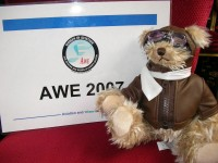 Highlight for Album: AWE 2007 - Gatwick London, UK