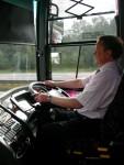 AWE 2007 Bus driver